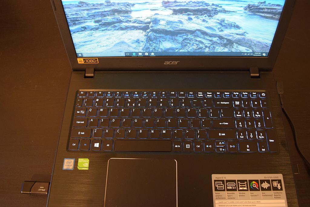 Acer Aspire E 15 E5 575g 53vg An Impressive Midrange