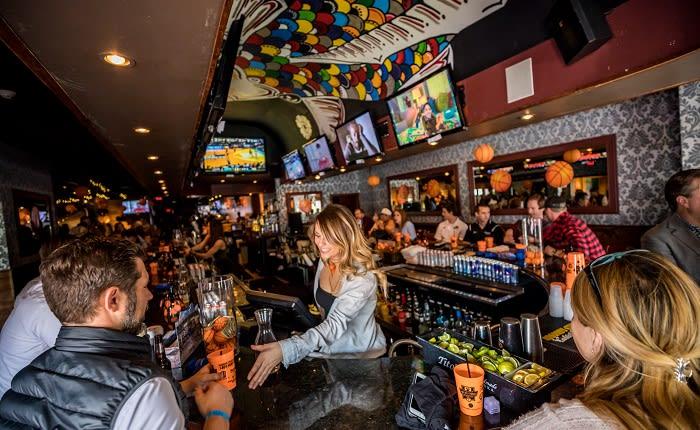 Buckhead Atlanta Bars and Clubs