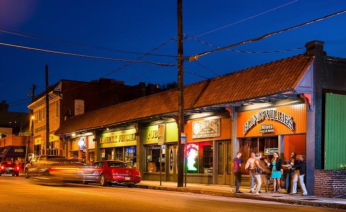 Blind Willie's - Eastside Atlanta