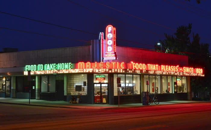 Majestic Diner - Eastside Atlanta