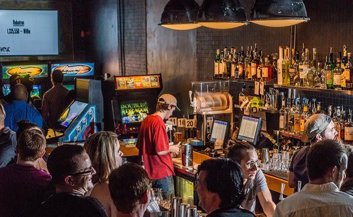 Joystick Gamebar - Eastside Atlanta