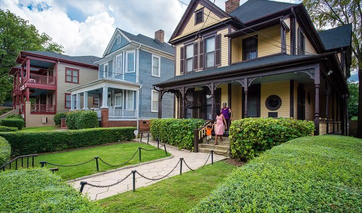MLK Birth Home Atlanta GA