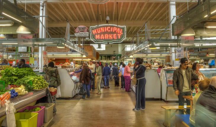 Atlanta Sweet Auburn Curb Market