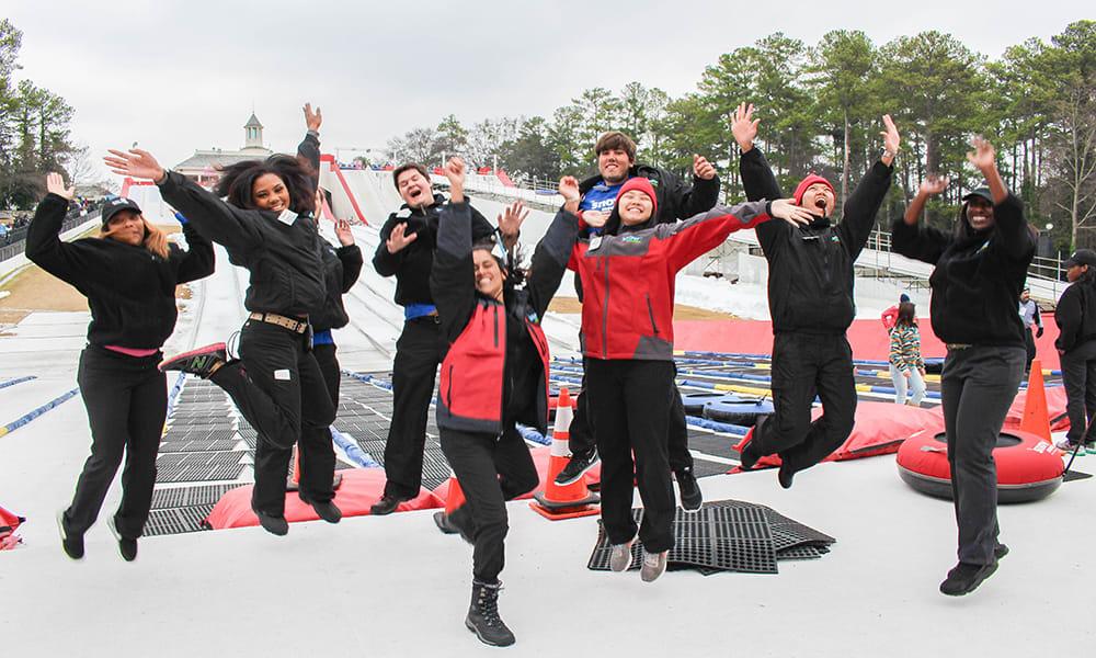 Snow Mountain_Stone Mountain Atlanta_Things to do with kids for the holidays.jpg