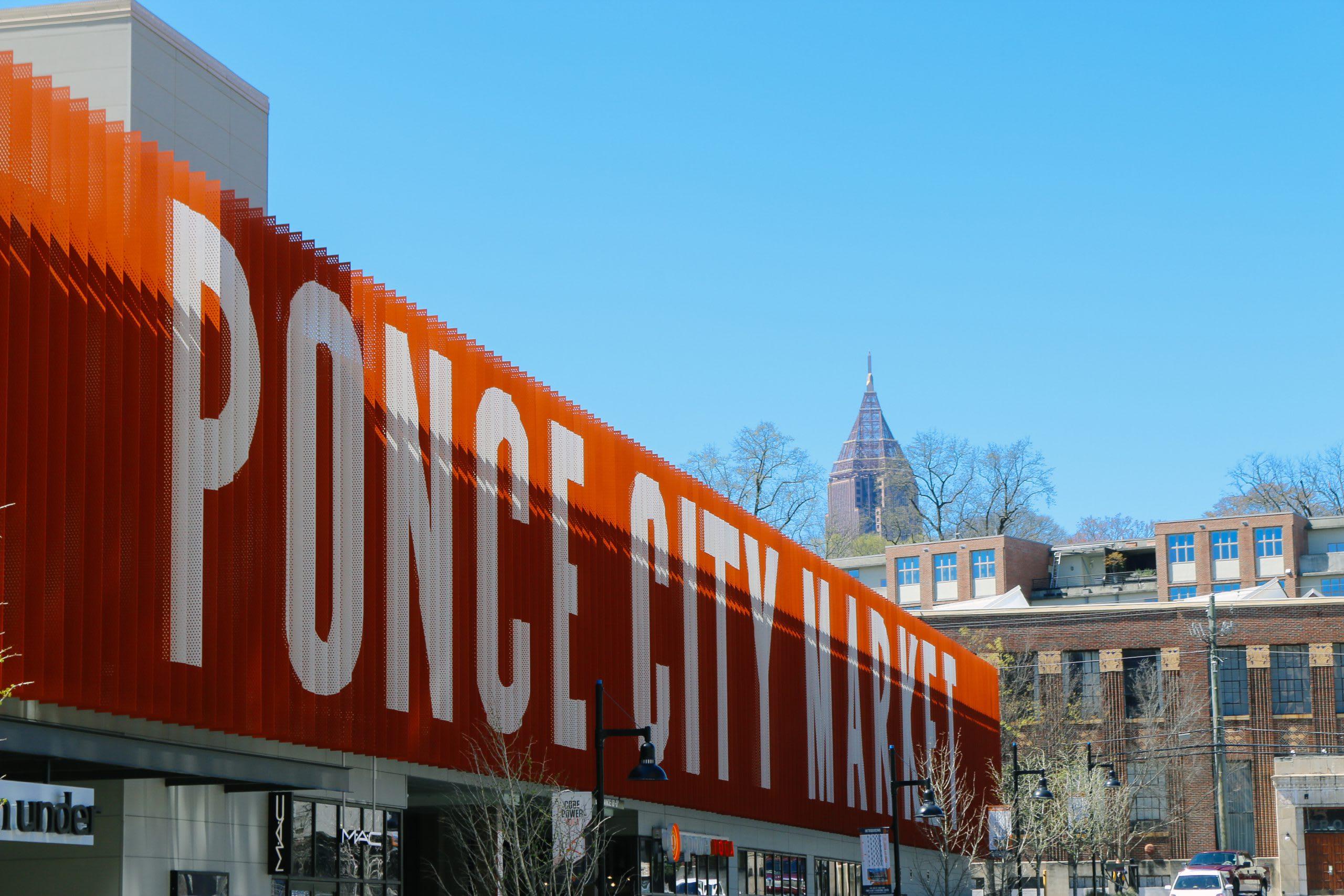 Ponce City Market_Atlanta, Georgia_Benjamin A Pete Photography