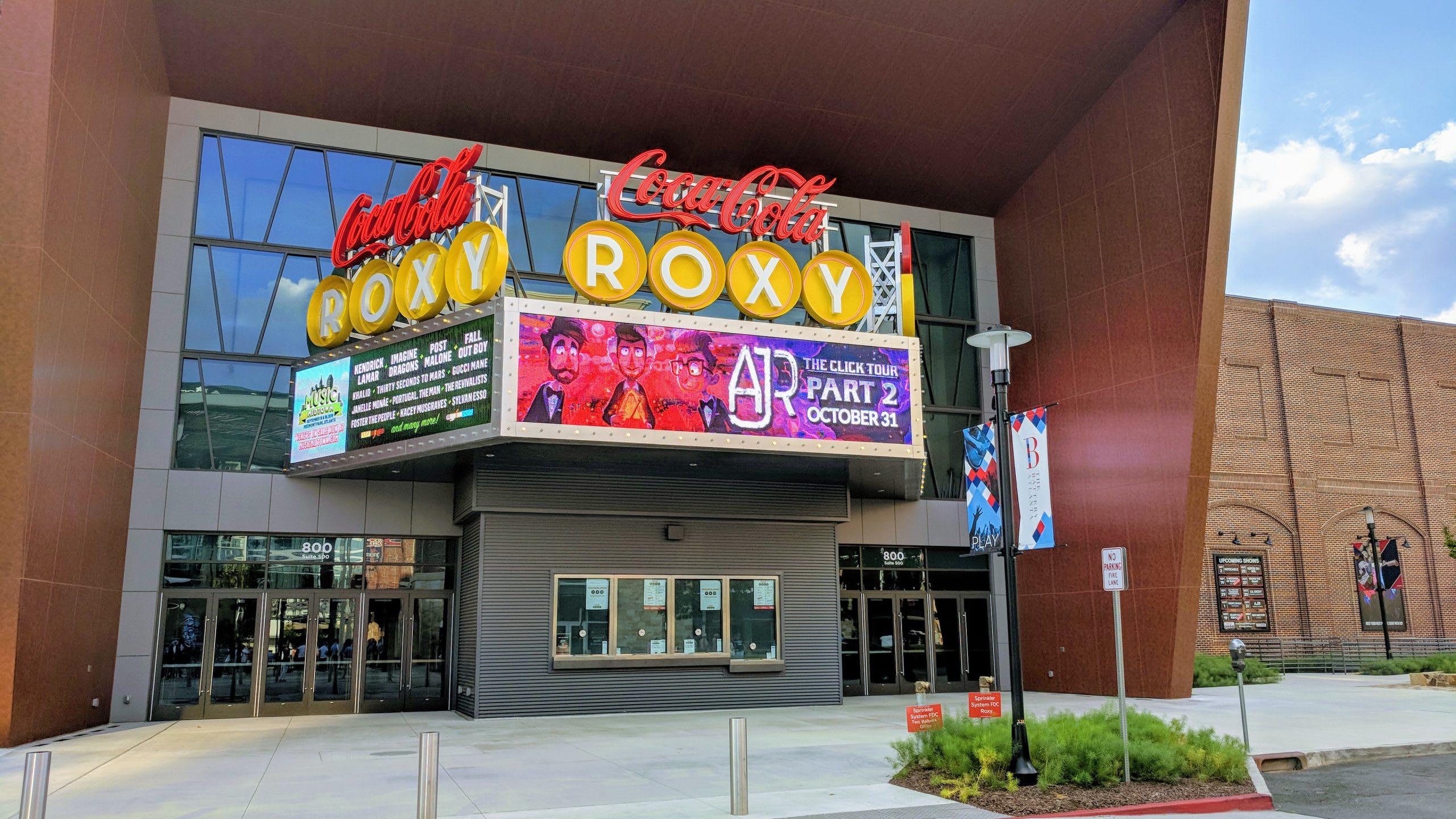 Coca-Cola Roxy Theatre at The Battery Atlanta