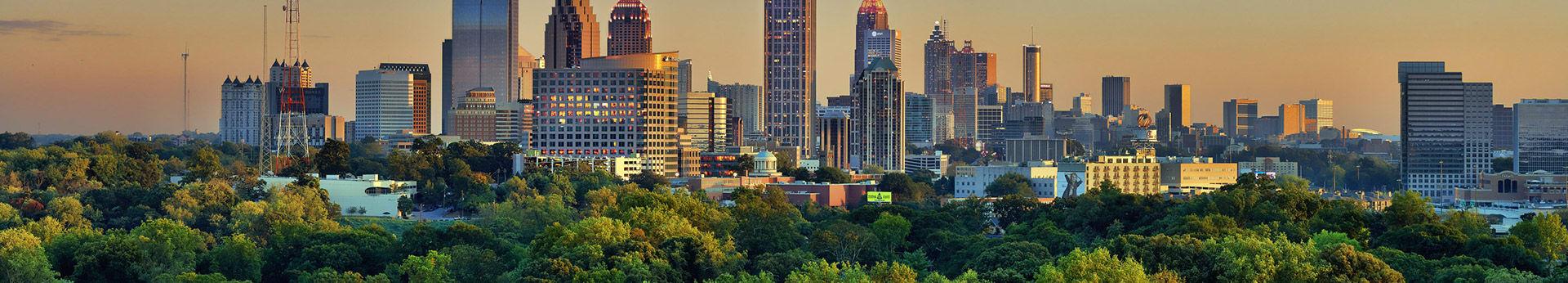 Download Atlanta Maps for Downtown Buckhead Metro Atlanta