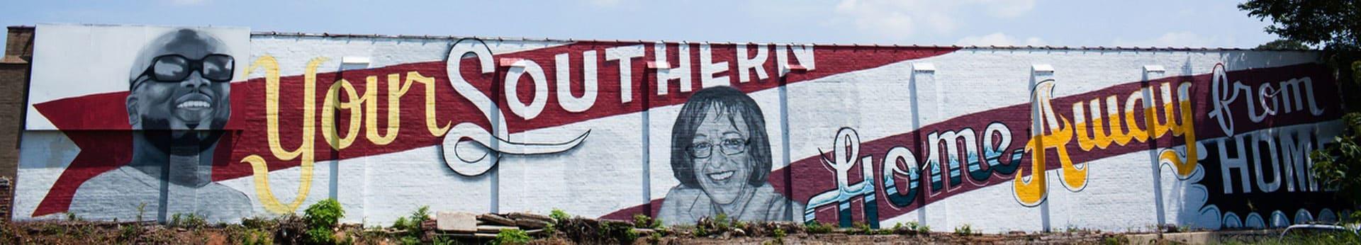 Living Walls Street Art And Urbanism In Atlanta