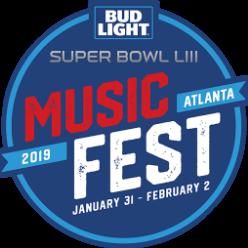 Bud Light Super Bowl Music Fest Event In Atlanta Ga