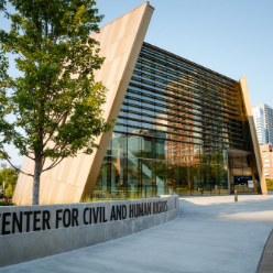 FREE ENTRY - NATL. CENTER FOR CIVIL & HUMAN RIGHTS