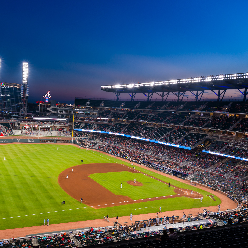 Atlanta Braves vs  Washington Nationals - Concierge Services