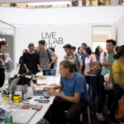 Live Lab: Photography Residency and Exhibition