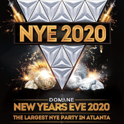 Atlanta New Years Eve 2020.Domaine New Year S Eve 2020 Event In Atlanta Ga