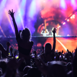 NCAA March Madness Music Festival