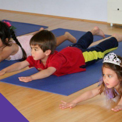 It S Yoga Kids Online Class Ages 3 To 10 Event In Atlanta Ga