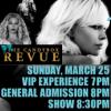 Atomic Blondes Burlesque Show