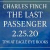 Charles Finch Book Signing for The Last Passenger