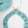 Knitting In The Round with Nicole Bettis