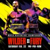 Wilder vs. Fury II Watch Party