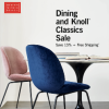 Design Within Reach Dining + Knoll Classics Sale