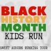Black History Month Kids Run