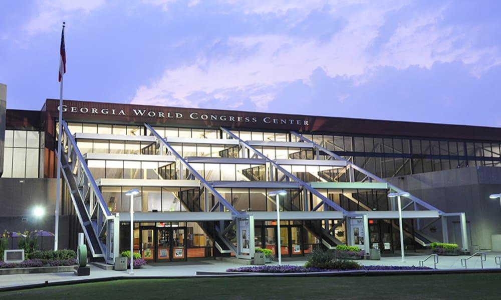 Atlanta's Georgia World Congress Center (GWCC)
