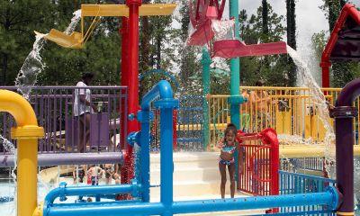 Six Flags White Water Atlanta Water Park Rides Slides
