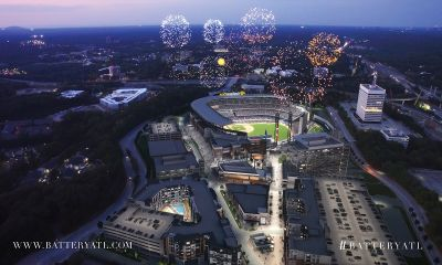 5 Reasons to Visit The Battery Atlanta at Suntrust Park