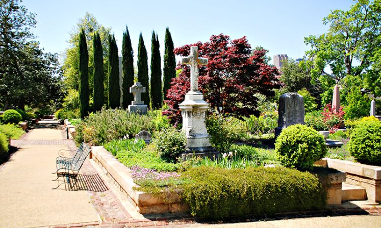 Image result for oakland cemetery