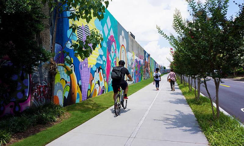 Bike Tour in Atlanta
