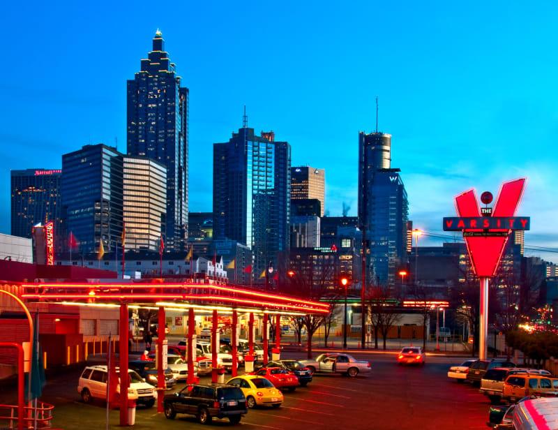 The Varsity - Iconic Restaurant in Atlanta