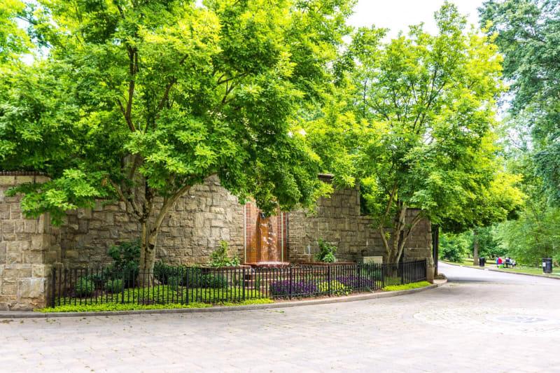 Grant Park Entrance