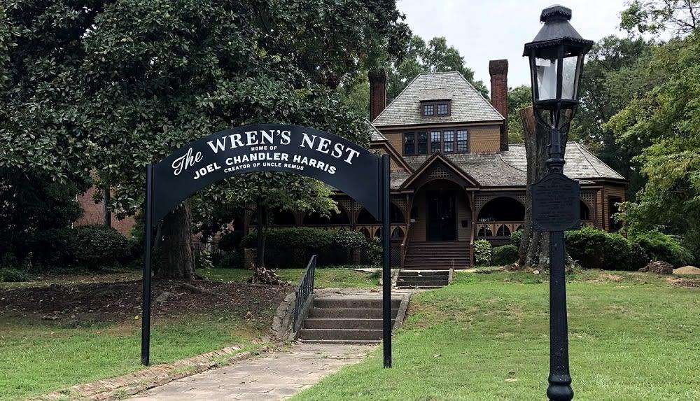The Wren's Nest Atlanta GA
