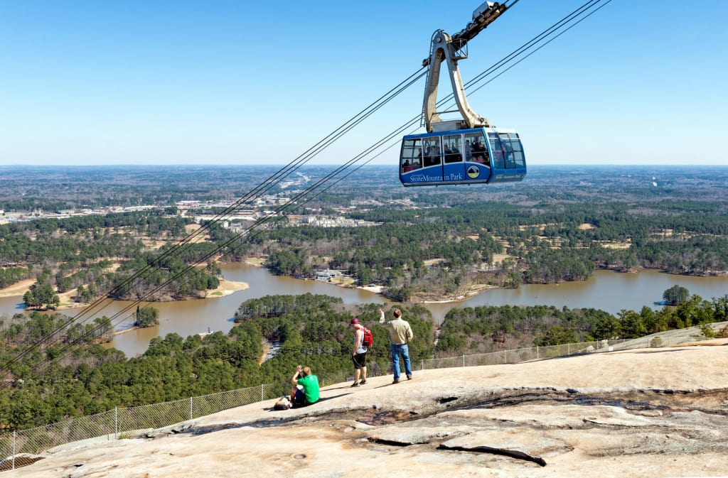 Stone Mountain Summit Skyride