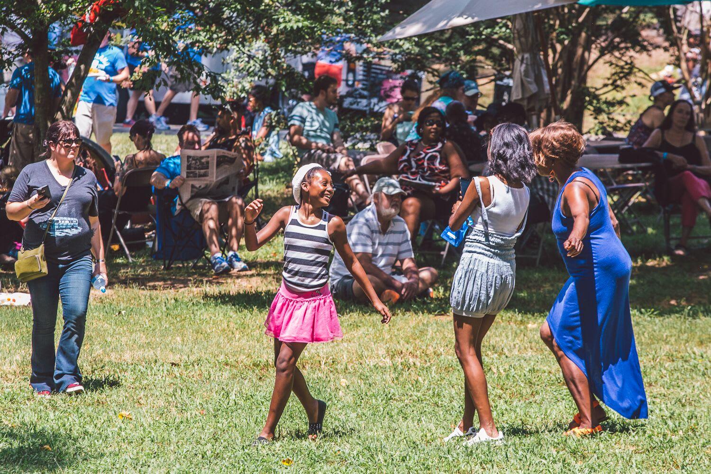Atlanta Grant Park Summer Shade Festival