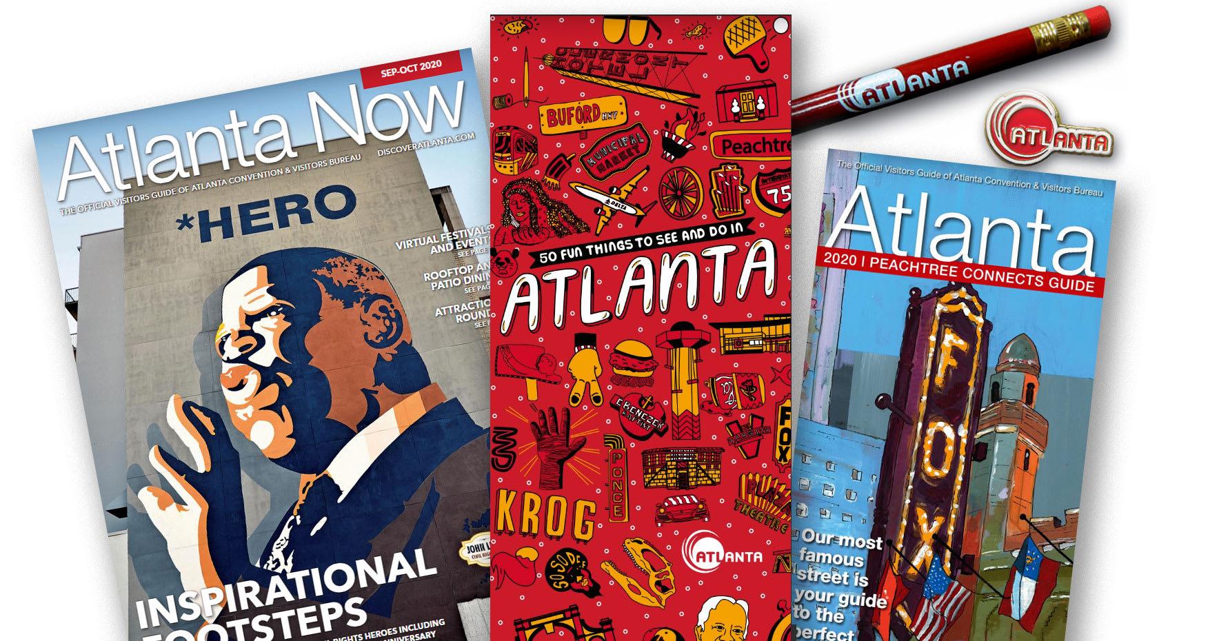 Atlanta Promotional Materials 2020