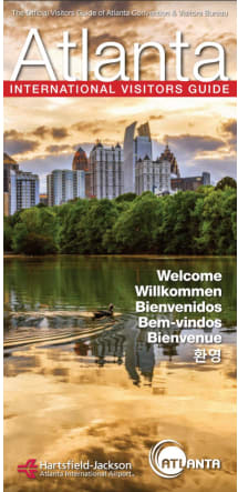 Atlanta International Visitors Guide 2020