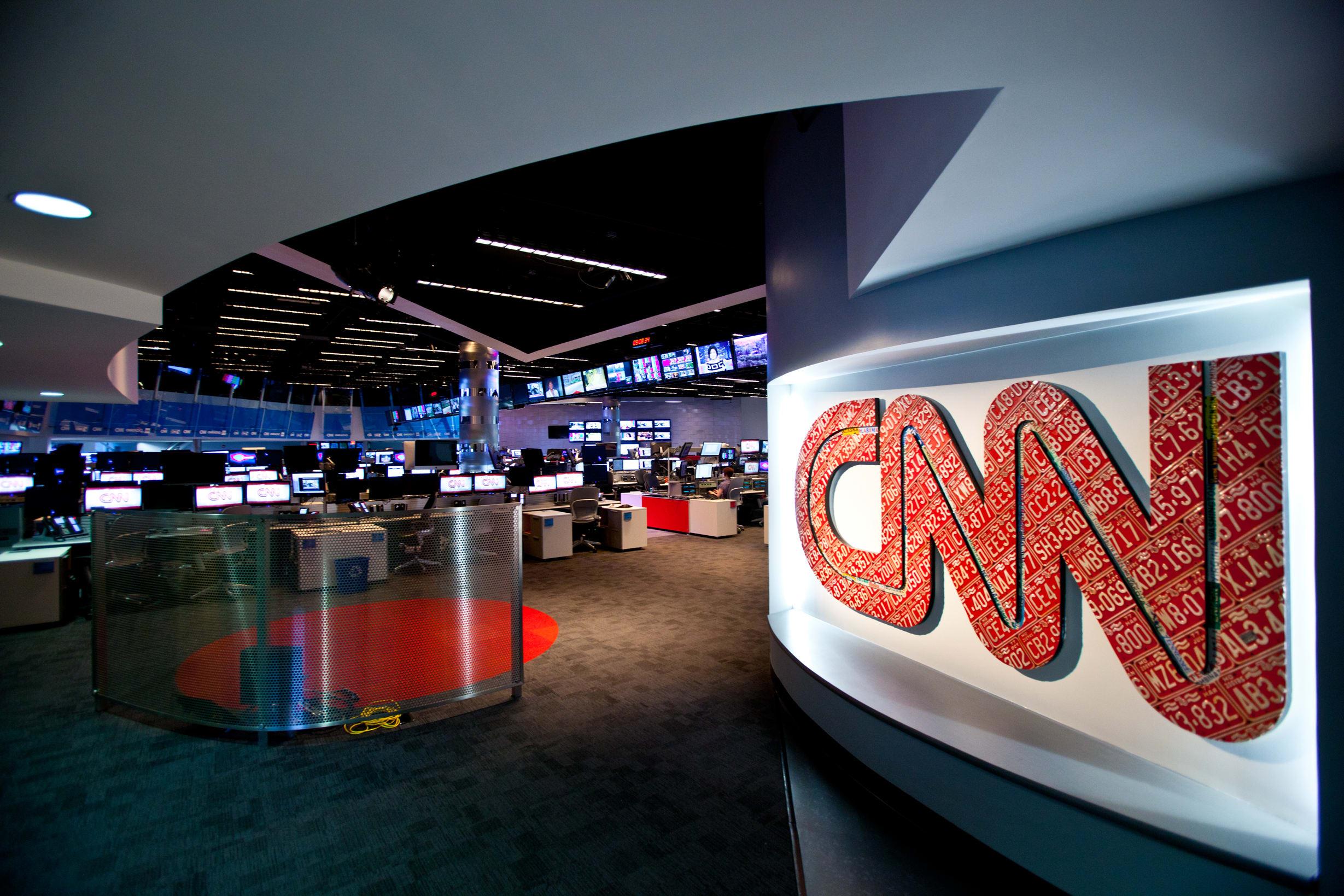 Inside CNN Tours