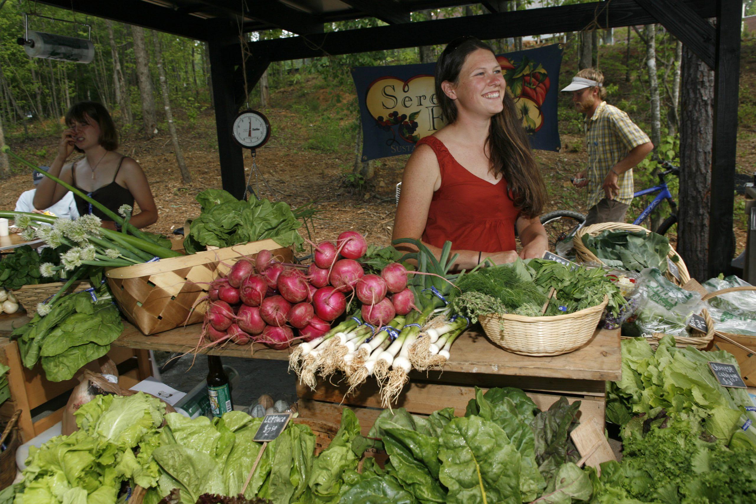 Serenbe Farmers Market