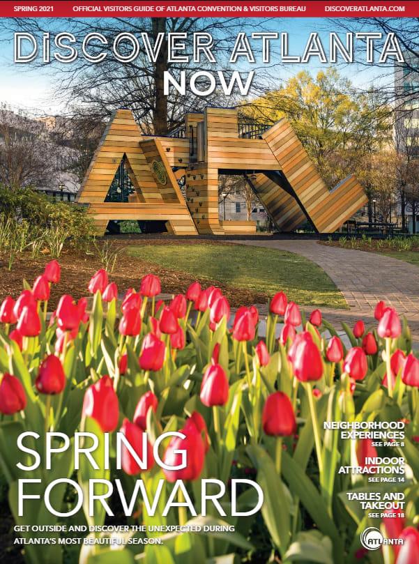 Discover Atlanta Now - Spring 2021