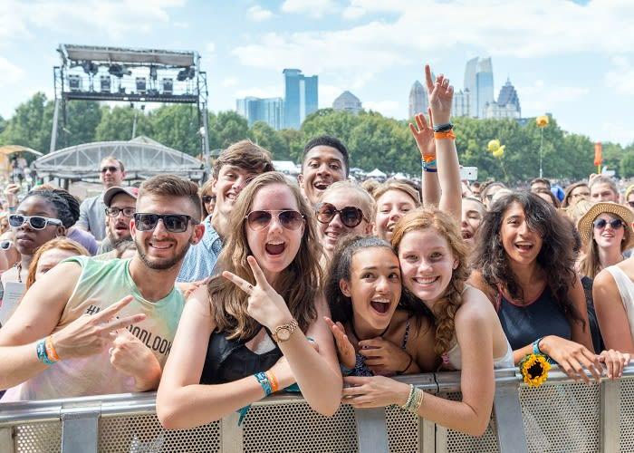 Music Midtown at Piedmont Park in Atlanta