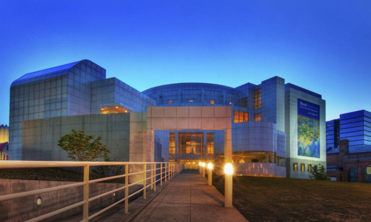 Visit the High Museum of Art, one of the top places to visit in Atlanta