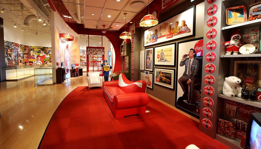 Atlanta World of Coca-Cola Gallery