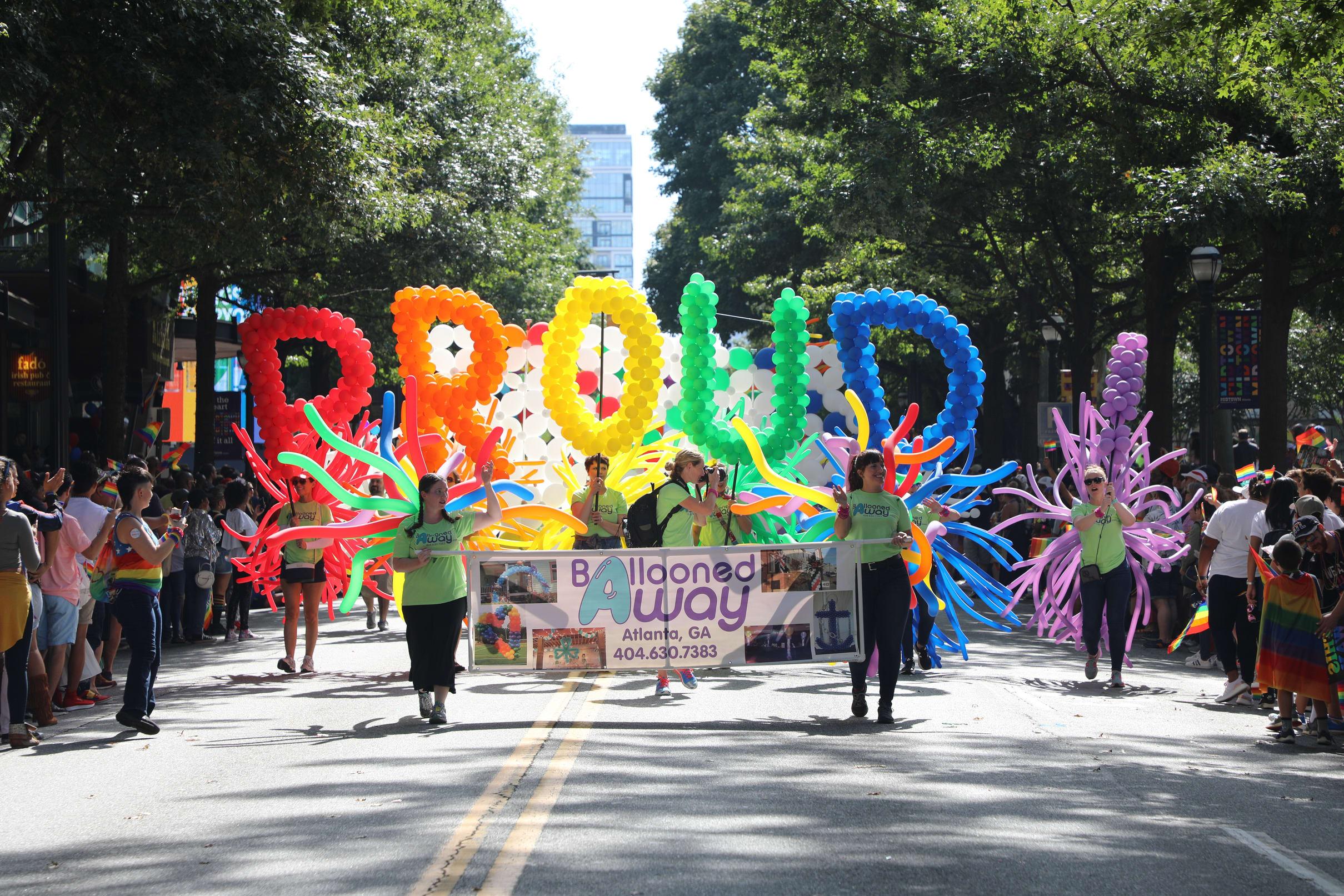 Atlanta Pride Festival and Parade