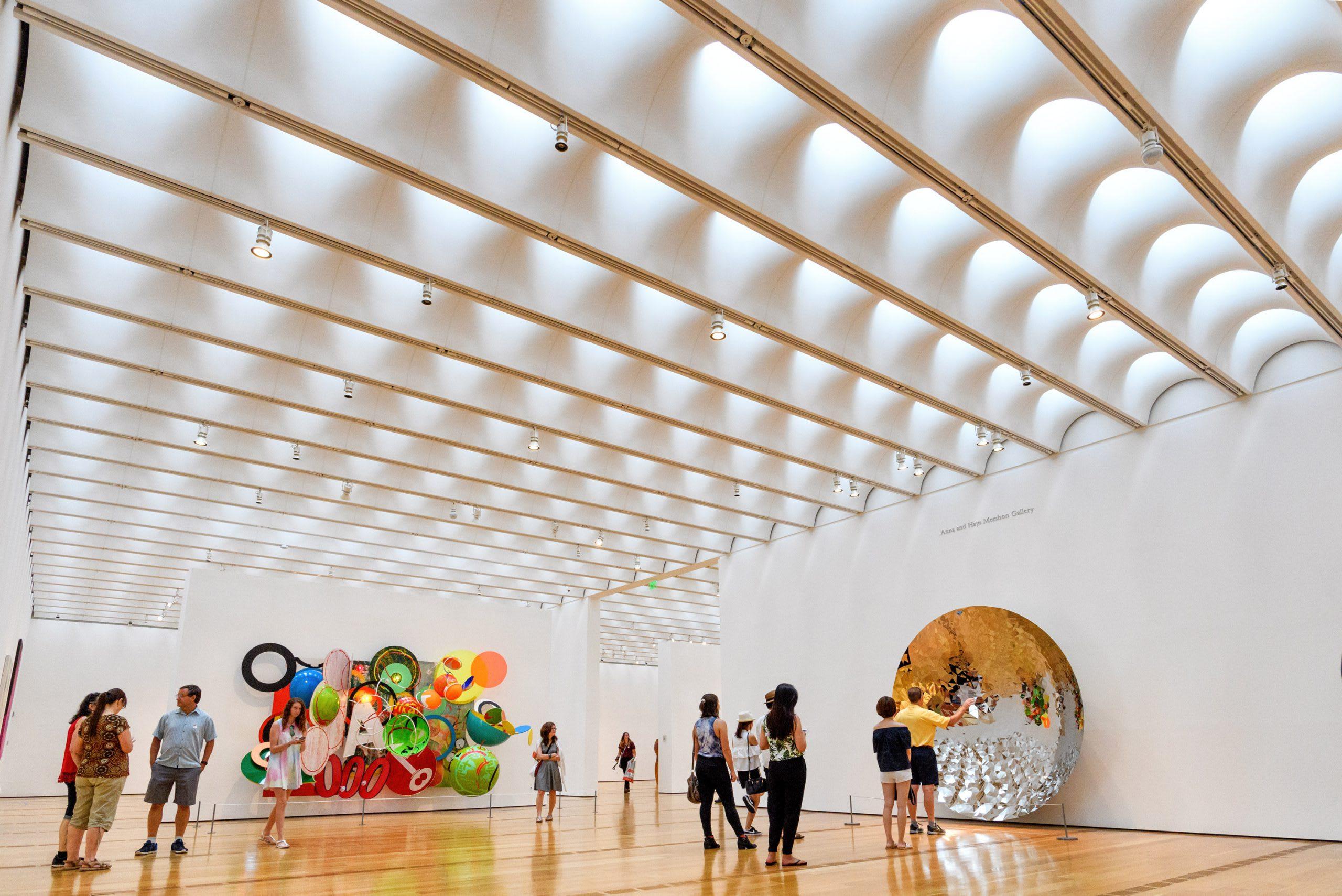 Atlanta High Museum Art Gallery
