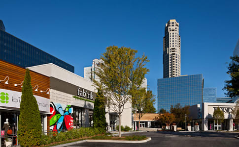 Shops Around Lenox Square Mall - Atlanta GA