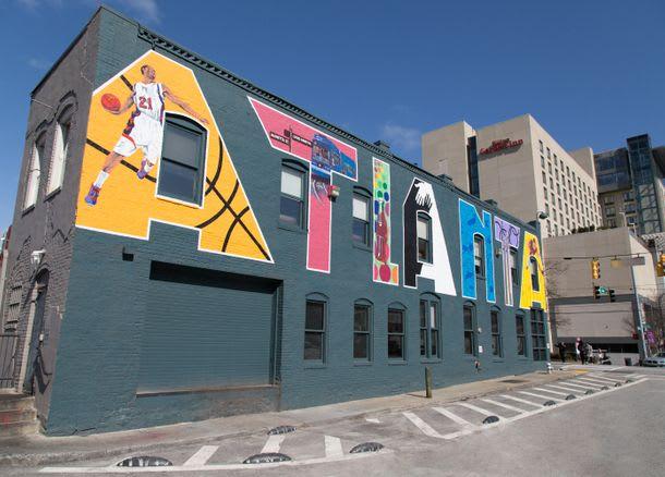 Atlanta Mural