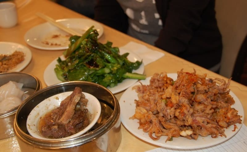 Ethnic foods abound off the Buford Highway