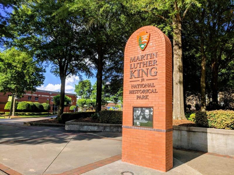 Martin Luther King, Jr. National Historical Park