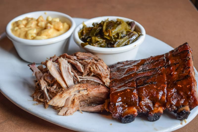 Atlanta is known for it fantastic barbecue.